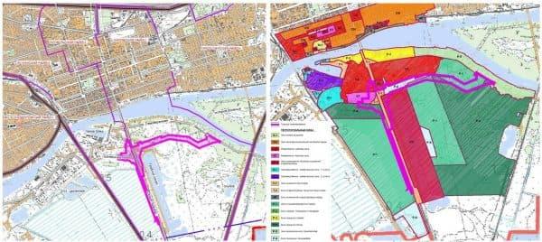 Проект планировки и проект межевания территории