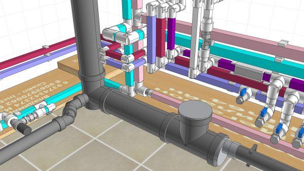 Проектирование сетей водоотведения (канализации)