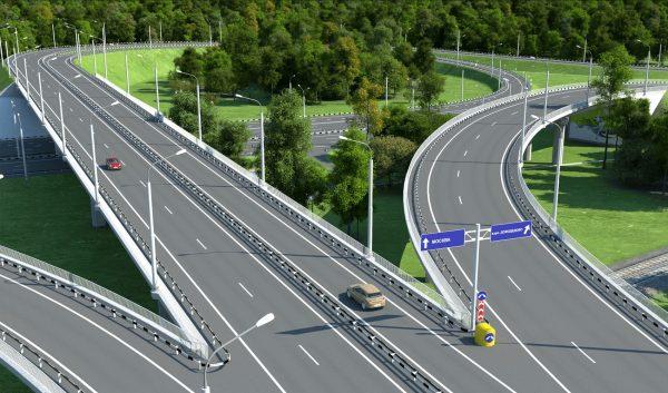 Проектирование пересечений и примыкания автомобильных дорог