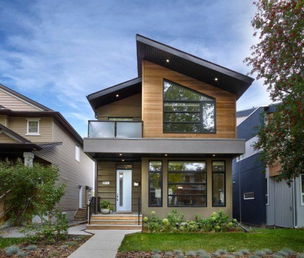 Проектирование частных жилых домов